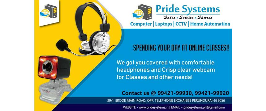 Leading computer sales and services showroom in Perundurai. Laptop sales and service
